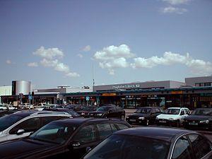 Lübeck Airport - Image: Flughafen Lübeck