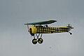 Fokker D.VIII Lt See Gotthard Sachsenberg Pass 03 Dawn Patrol NMUSAF 26Sept09 (14619988963).jpg