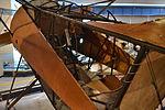 Fokker D.VIII cockpit, Museo dell'Aeronautica Gianni Caproni.jpg