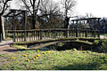 Footbridge over Roath Brook in Roath Park Pleasure Gardens.jpg