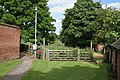 Footpath junction - geograph.org.uk - 851599.jpg