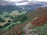 Footpath through Patterdale Common to Boredale Hause - geograph.org.uk - 995220.jpg