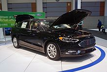 The Refreshed  Model Year Fusion Energi Improved Its Epa Rated Fuel Economy In All Electric Mode To  Miles Per Gallon Gasoline Equivalent Mpg E