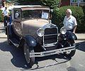 Ford Model A (Auto classique Hudson '12).JPG