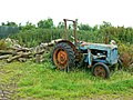 Fordson tractor, American Barn, Little Badminton - geograph.org.uk - 486815.jpg