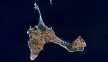Divisiones Regionales de Fútbol in Balearic Islands is located in Formentera