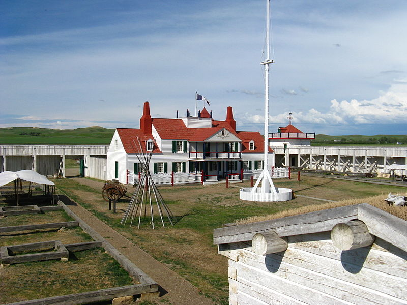 File:Fort Union Trading Post NHS.JPG