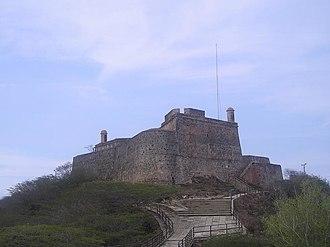 Puerto Cabello - Fort Solano in Puerto Cabello