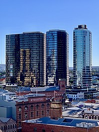 Map Of Fortitude Valley Qld 4006 Whereis 174