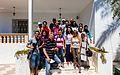 Foto de grupo del curso de QIs, Mahdia, Túnez, 2016-09-04, DD 03.jpg