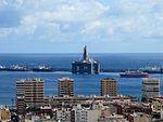 "Fotos de la La Plataforma petrolifera ""Eirik Raude"" en Las Palmas de Gran Canaria (8091400293).jpg"