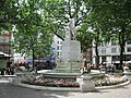 Fountain in Leicester Square - geograph.org.uk - 1418422.jpg