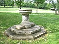 Fountain in Rotary Field, Purley - geograph.org.uk - 1314692.jpg
