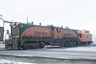Elgin, Joliet and Eastern Railway - Image: Four Roger Puta Photos of EJ&E Power (27415208826)