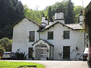 Thomas De Quincey - Fox Ghyll near Rydal, De Quincey's home from 1820 to 1825