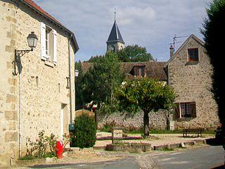 Frémainville Commune in Île-de-France, France