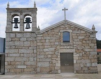 Vilaça e Fradelos - Fradelos Church
