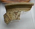 Fragment de kalathos amb decoració figurada, Edeta, Museu de Prehistòria de València.jpg