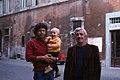 François Abbe enfant et André Abbe avec le photographe Franco Rigamonti.jpg