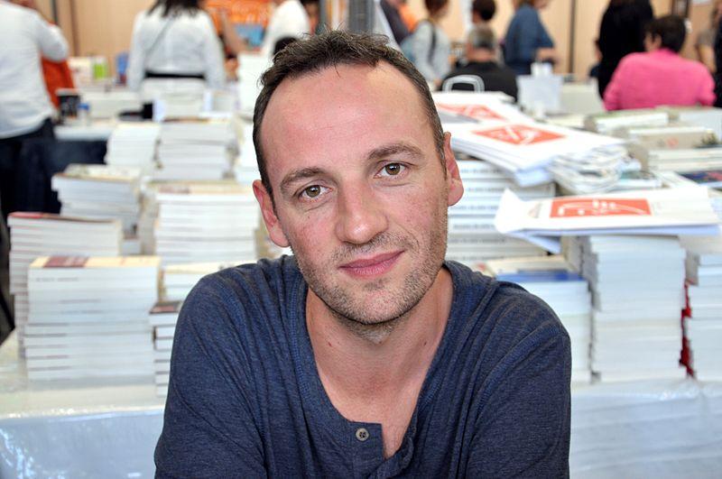 Fichier:François Bégaudeau 2012.JPG
