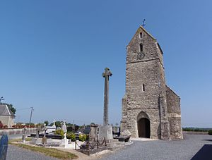 FranceNormandieVouillyEglise.jpg