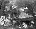 Francesco Albani - The Rest on the Flight into Egypt - KMSsp105 - Statens Museum for Kunst.jpg