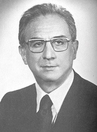 Francesco Cossiga - Francesco Cossiga in 1979.