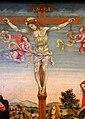 Francesco botticini (attr. o bottega di filippino), crocifissione, 02.jpg