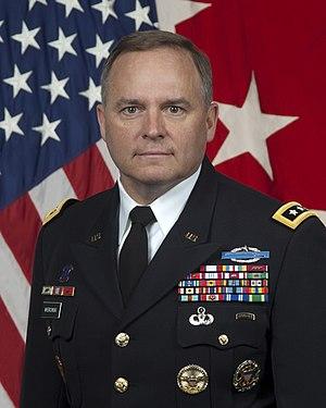 Francis J. Wiercinski - Lieutenant General Francis J. Wiercinski in May 2011
