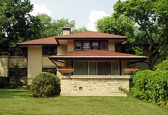 West Bluff Historic District - Francis W. Little House, a contributing property on the West Bluff
