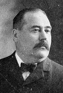Frank Haderer American hardware dealer, politician