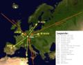 Frankfurt airport hub map.png