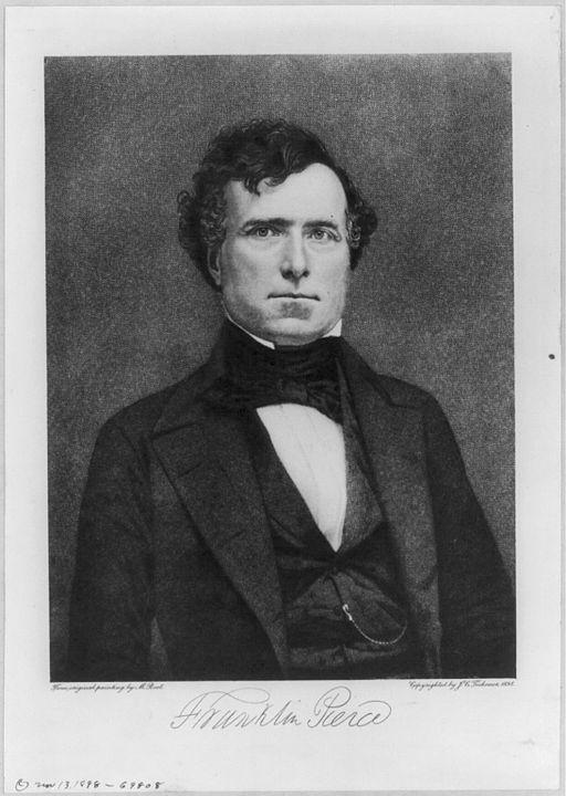 Franklin Pierce I