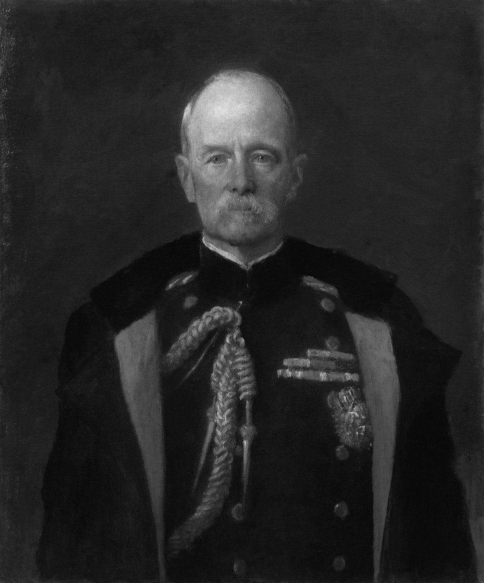 Frederick Sleigh Roberts, 1st Earl Roberts by George Frederic Watts