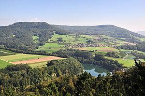 Freienstein-Teufen - Image: Freienstein Teufen Tössegg Rhinsberg 2011 09 21 13 42 18