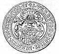 Fridrich II. Lehnický - tolar revers.JPG