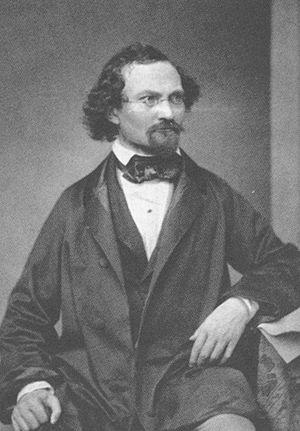Friedrich von Bodenstedt - Friedrich von Bodenstedt, around 1860