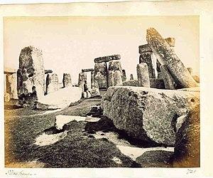 "Francis Frith (1822-1898), ""Stonehenge&qu..."
