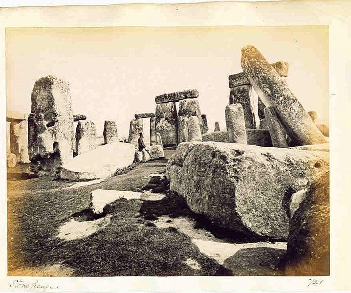 File:Frith, Francis (1822-1898) - n. 721 - Stonehenge.jpg