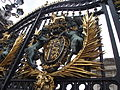 Front gates of Buckingham Palace.JPG