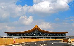 Front view of Kunming Changshui Airport.jpg