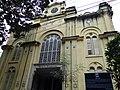 Front view of the Beth El Synagogue at Pollock Street,Kolkata.JPG