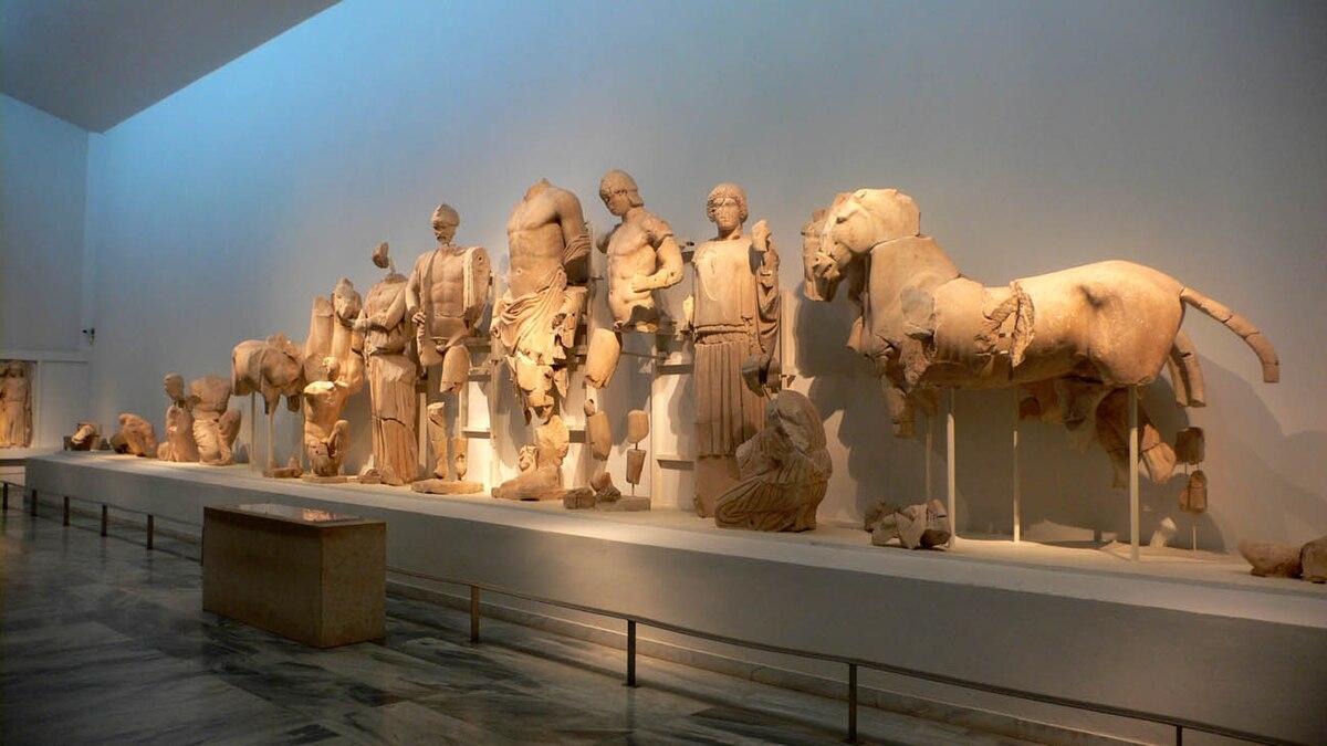 Frontoni del tempio di zeus a olimpia wikipedia - Immagini del cardellino orientale ...