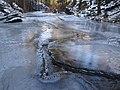 Frozen Zdobnice River, Czech Republic.jpg