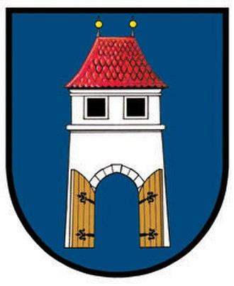 Fryšták - Image: Frystak Co A CZ