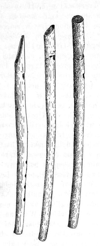 Pipe (instrument) - Image: Fujarka 0211