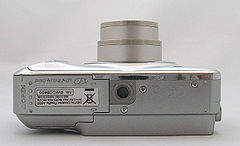 Fujifilm FinePix A600 Bottom.jpg