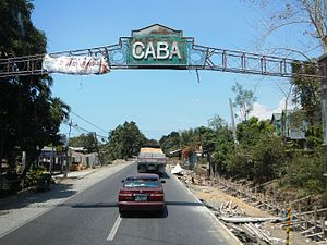 Caba, La Union - Wikipedia