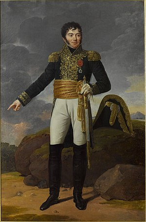 Battle of Winterthur - Jean Victor Tharreau commanded the French forward line near Winterthur and ordered Soult to support Ney's defence of the city.