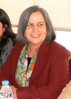 Gültan Kışanak Turkish politician and journalist